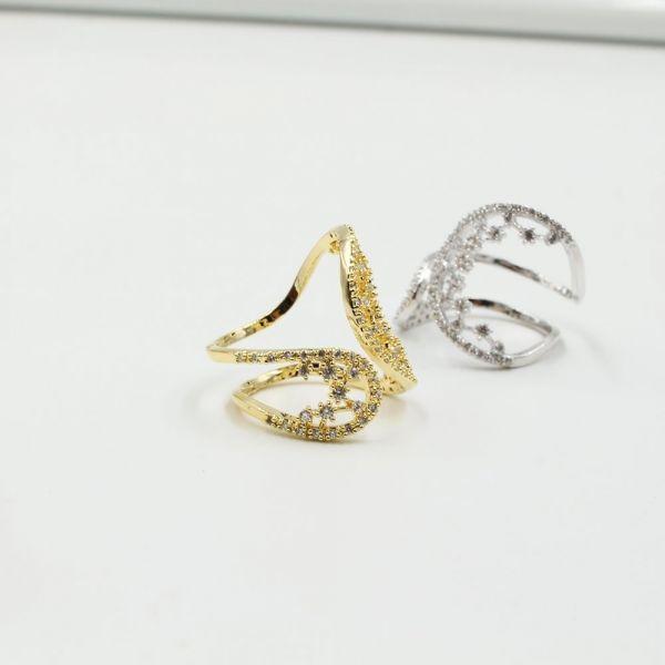 Diamond Turquoise Ring