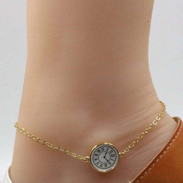 Anklet hour size medium