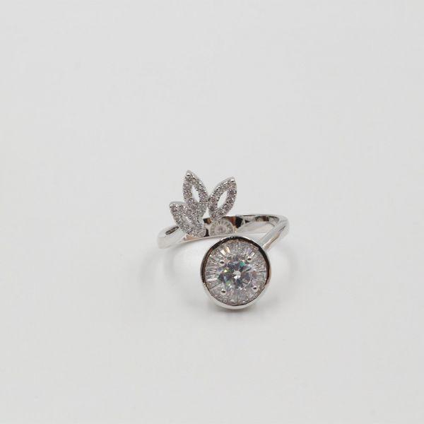 Rosaline ring zirconia