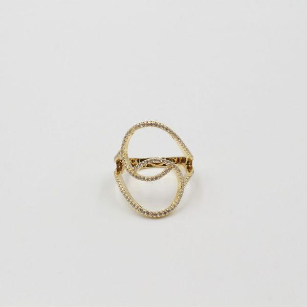 Aiz Cubic Zirconia Ring