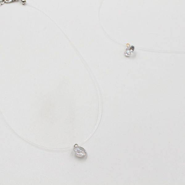 Catenary Stone Transparent Cubic Zirconia