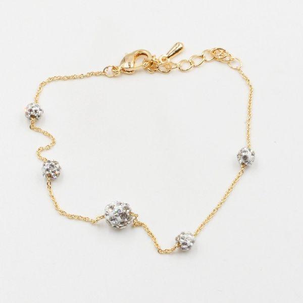 Bulls Crystal Bracelet