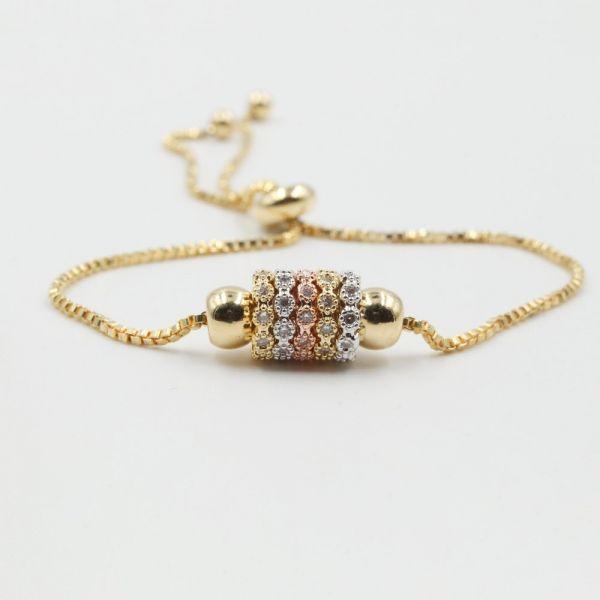 Bracelet rings animated