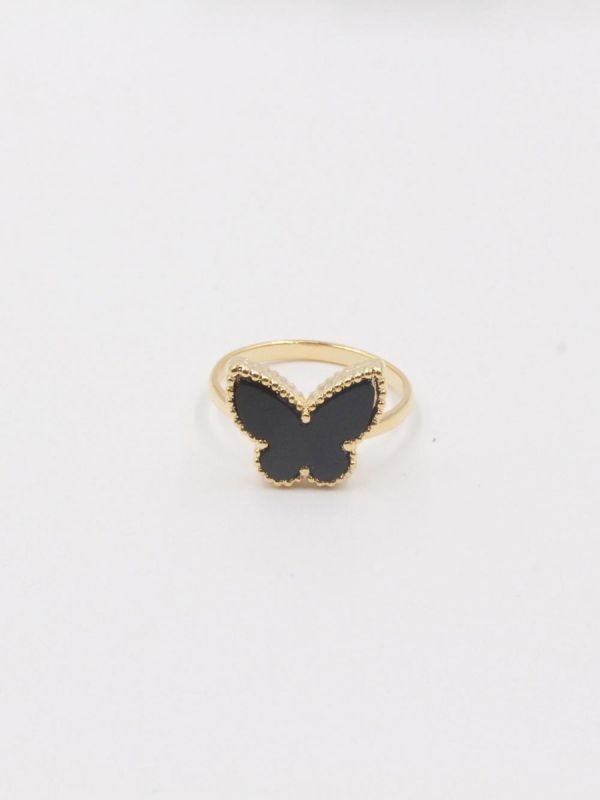 خاتم فان كليف فراشة-2