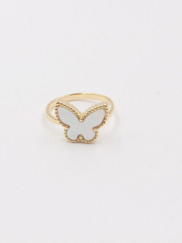 خاتم فان كليف فراشة-3