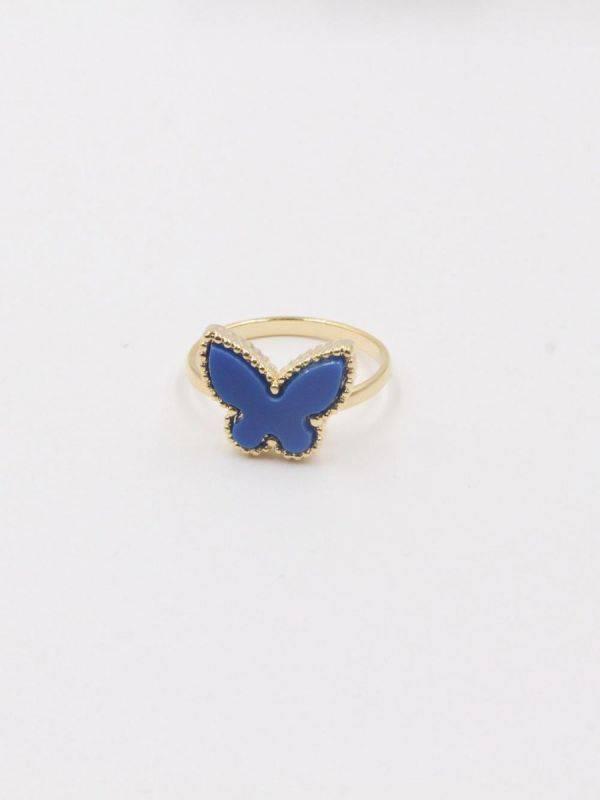 خاتم فان كليف فراشة-5