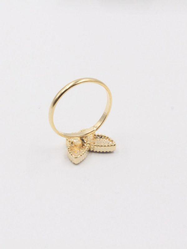 خاتم فان كليف فراشة-6