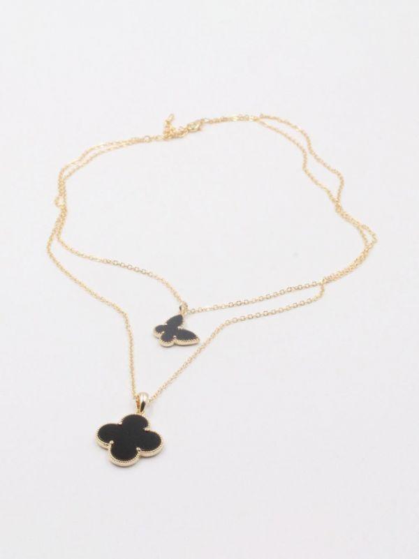 Doreen van Cleef butterfly chain