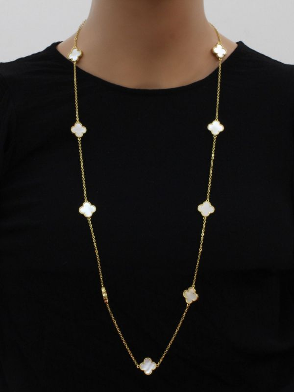The Van Cleef catenary is long with a lugo