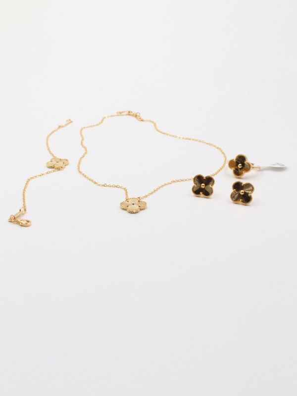 Van Cleef Gold One Flower Kit