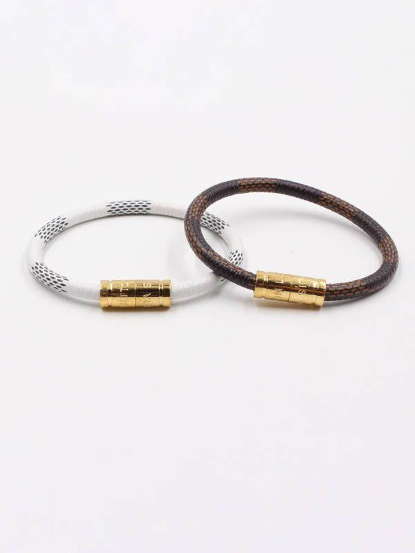 Louis Vuitton bracelet, we will move metal