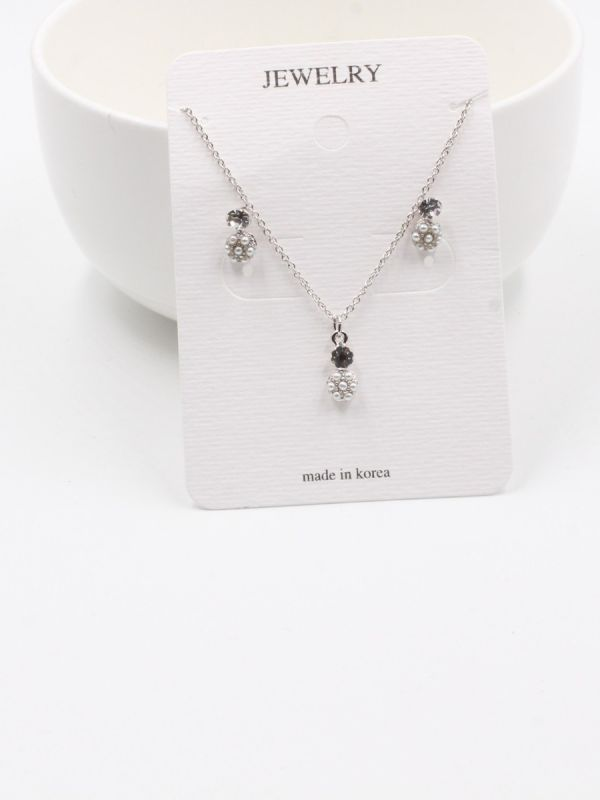 Crystal Lulu soft heart set