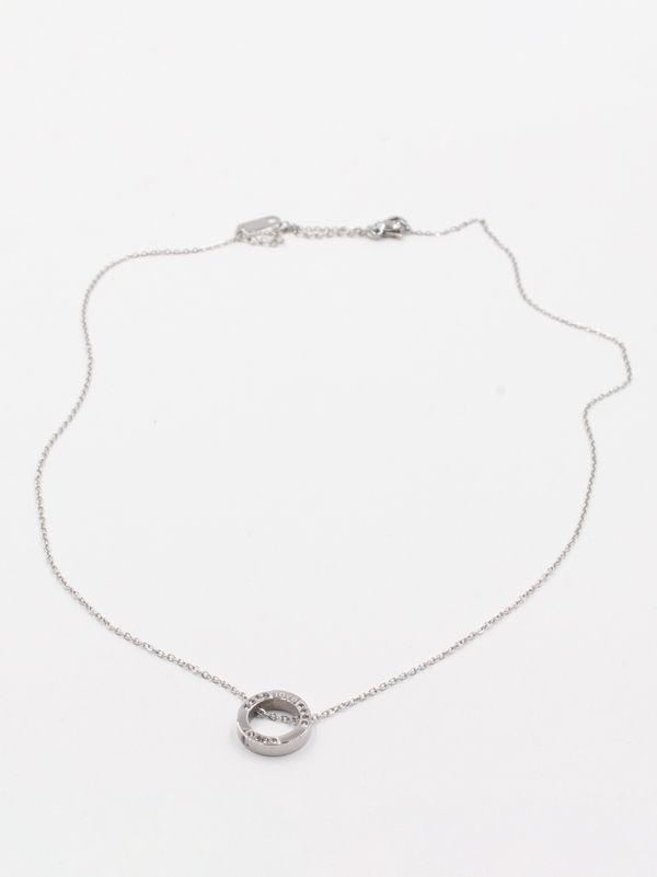 Cartier Small Cubic Zirconia Love Necklace