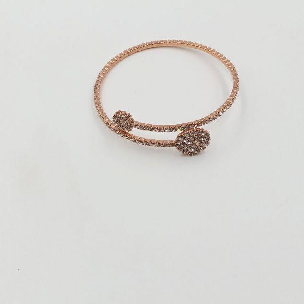 Circles Crystal Bracelet