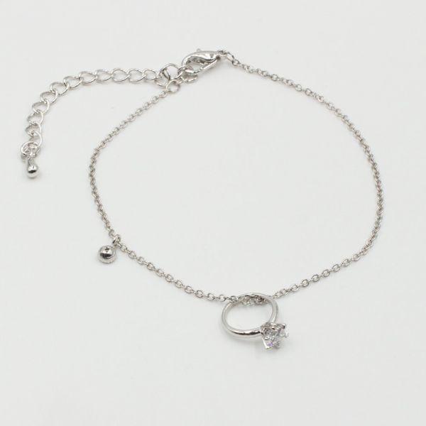 Bracelet bracelet with cubic zirconia