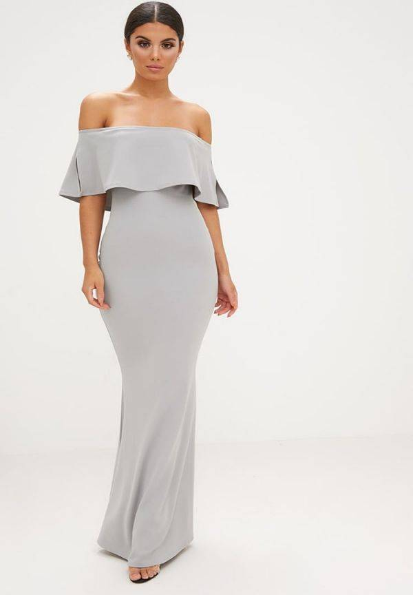 Maxi Duff Fryl Dress from Preti