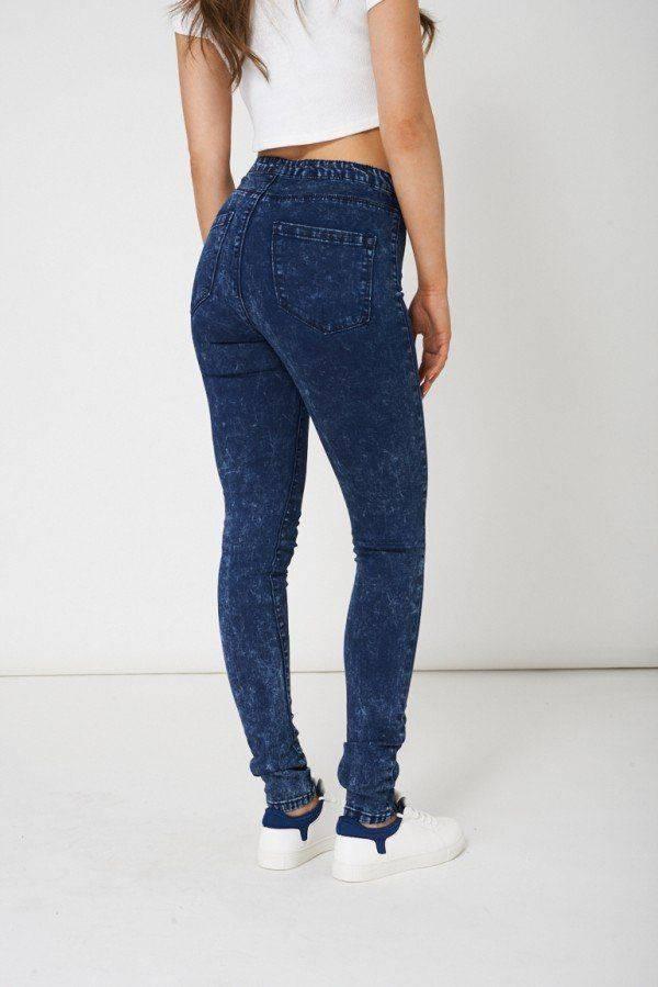 Blue Skien Jeans