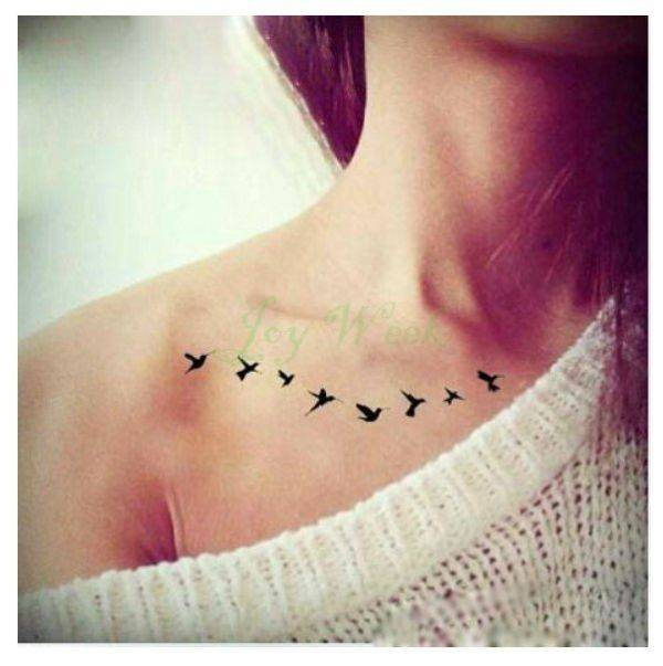 Tatoo Birds