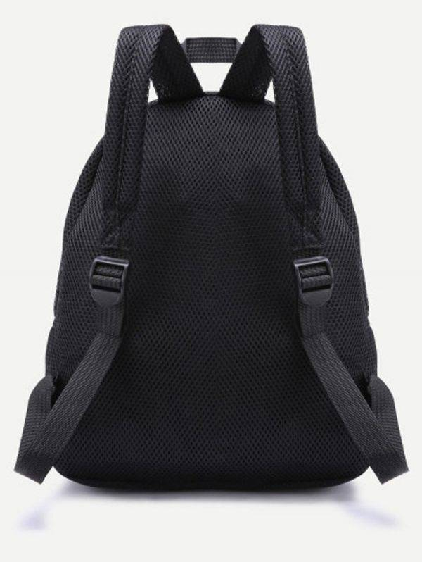 حقيبة ظهر سوداء كبيرة-3
