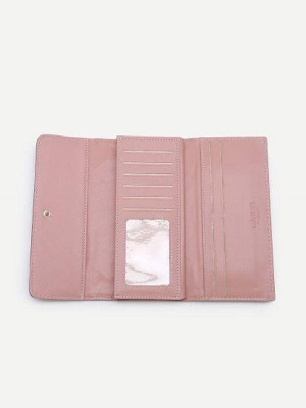 محفظة انيقة نسوية ذهبية-1