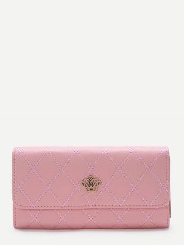 محفظة انيقة نسوية ذهبية-5