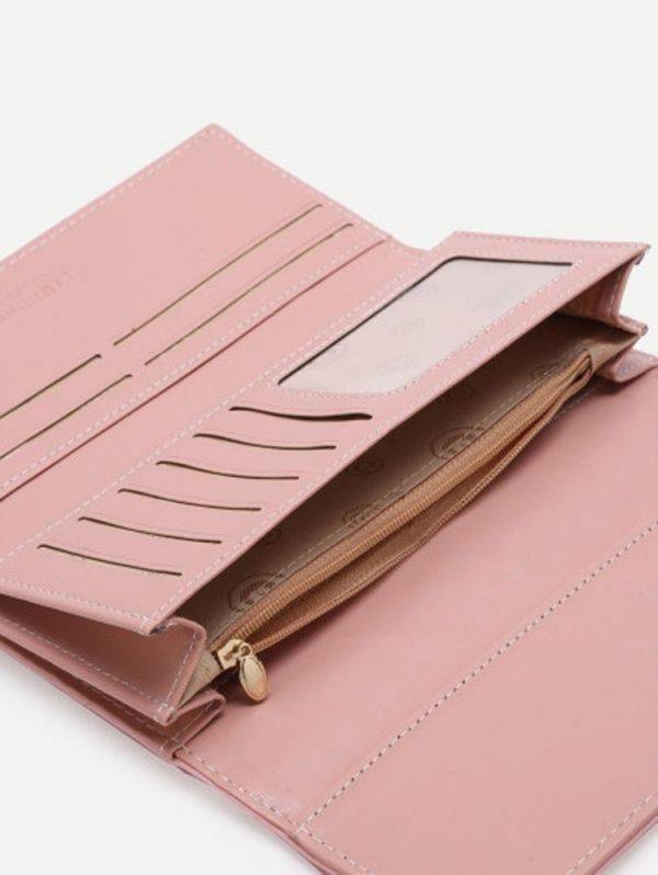محفظة انيقة نسوية ذهبية-6