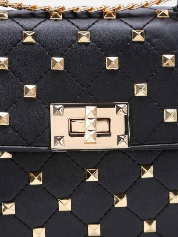 Squares Black & Cool